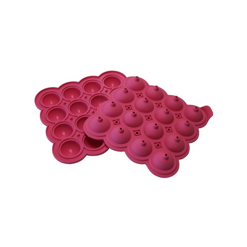 Molde silicona cakepops Silikomart