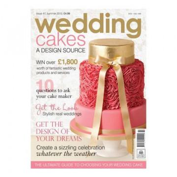 Revista Wedding Cakes Squire Kitchen Nº47 Verano 2013