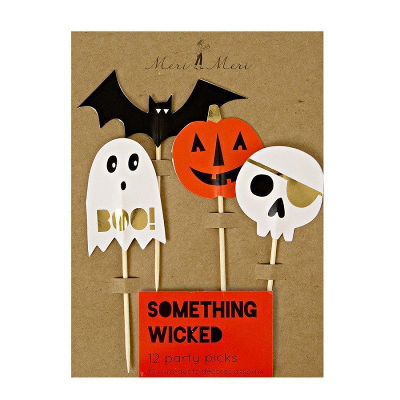 Pack de toppers: Something Wicked Halloween