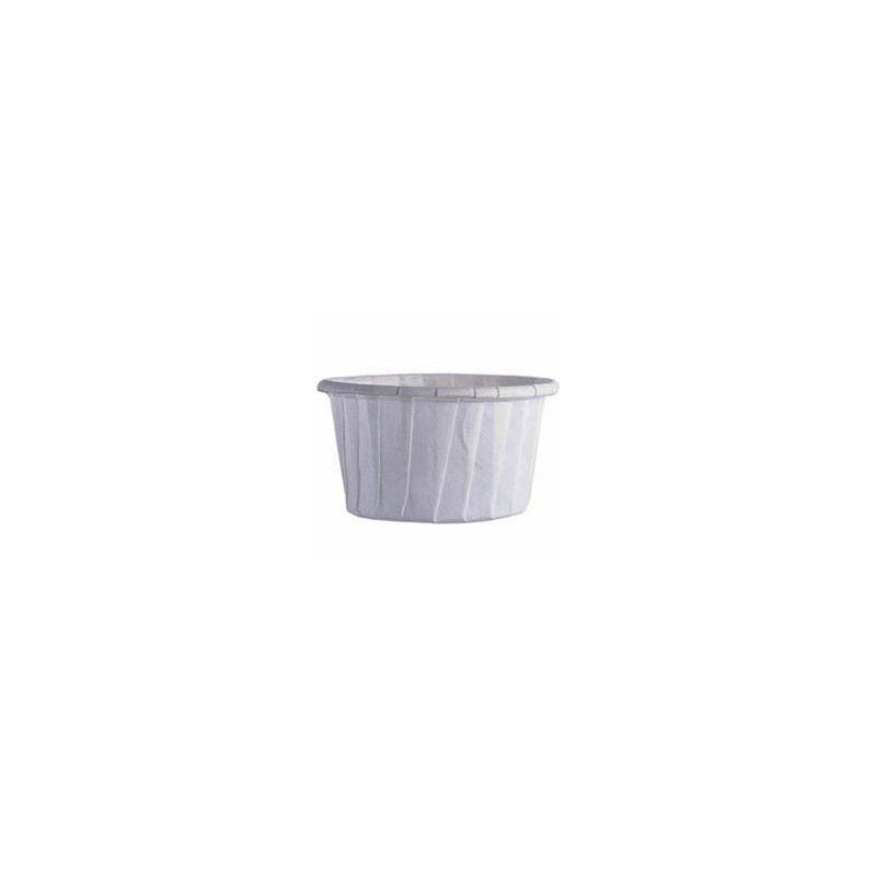 Cápsulas cupcakes muffins blanco Wilton