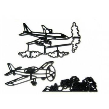 Patchwork Aviones