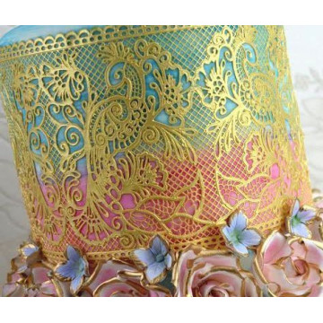 Tapete de silicona Fantasia Lace Cake Lace