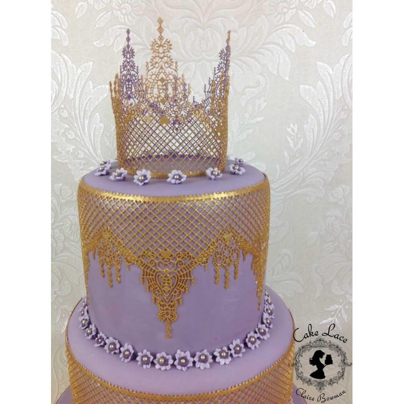 Tapete de silicona Ophelia Cake Lace