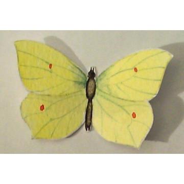 Molde silicona Mariposa Gonepteryx Hawthorne Hill