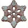 Molde bizcocho Copo de Nieve Wilton