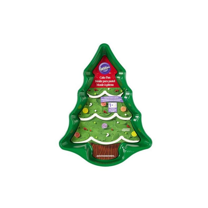 Molde bizcocho Árbol de Navidad Wilton