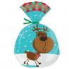 Bolsas pack 15 unidades Reno Navidad Wilton