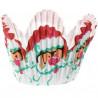 Cápsulas mini muffins Santa Claus Nuevo Wilton