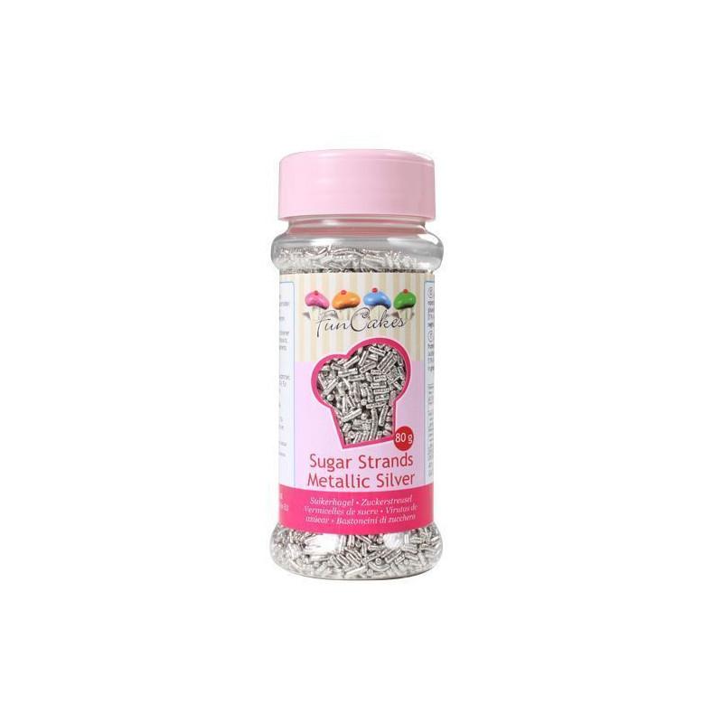 Sprinkles Fideos Plata Funcakes