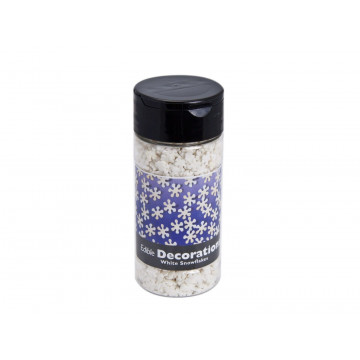 Sprinkles Copos de nieve Blanco PME