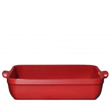 Molde rectangular de cerámica Rojo Emile Henry