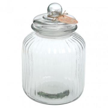 Bote cristal para galletas 1.6L