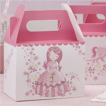 Cajas Rígida Fiesta Princesa