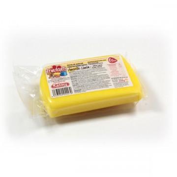 Fondant listo para usar Amarillo limón 250gr Kelmy