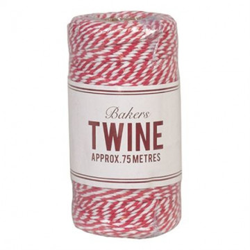 Baker´s Twine Rojo y Blanco Kitchen Craft [CLONE] [CLONE] [CLONE]