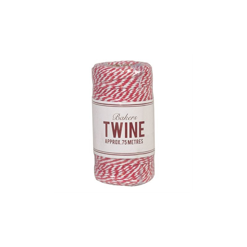 Baker´s Twine Rojo y Blanco Kitchen Craft [CLONE] [CLONE] [CLONE]