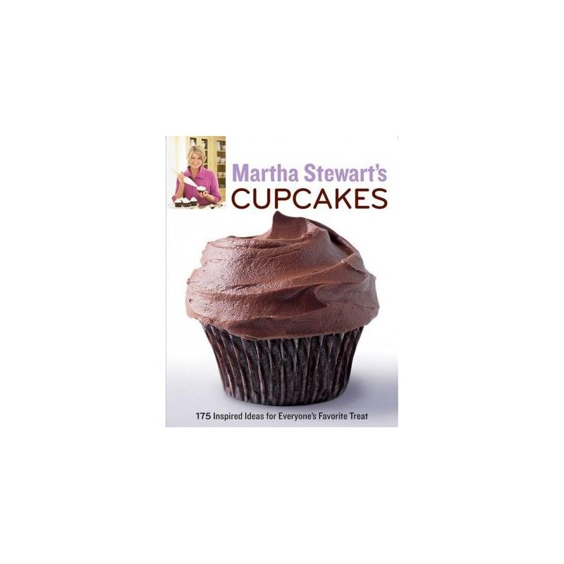 Libro Cupcakes de Martha Stewart