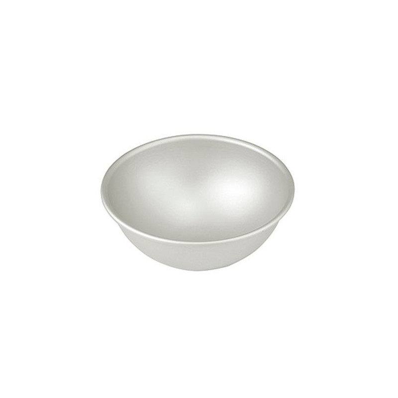 Molde media esfera 10 cm Fat Daddio´s