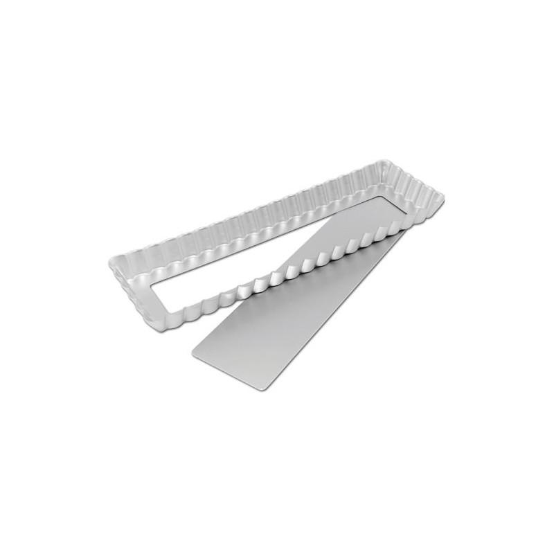Molde rectangular rizado 34.9 x 10.7cm Fat Daddio´s