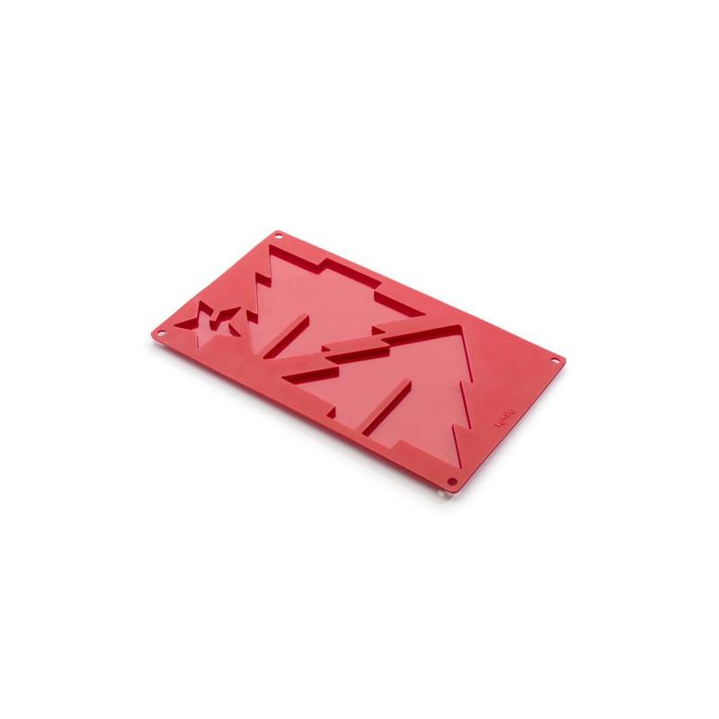 Molde silicona Árbol Navidad 3D Grande Lékué