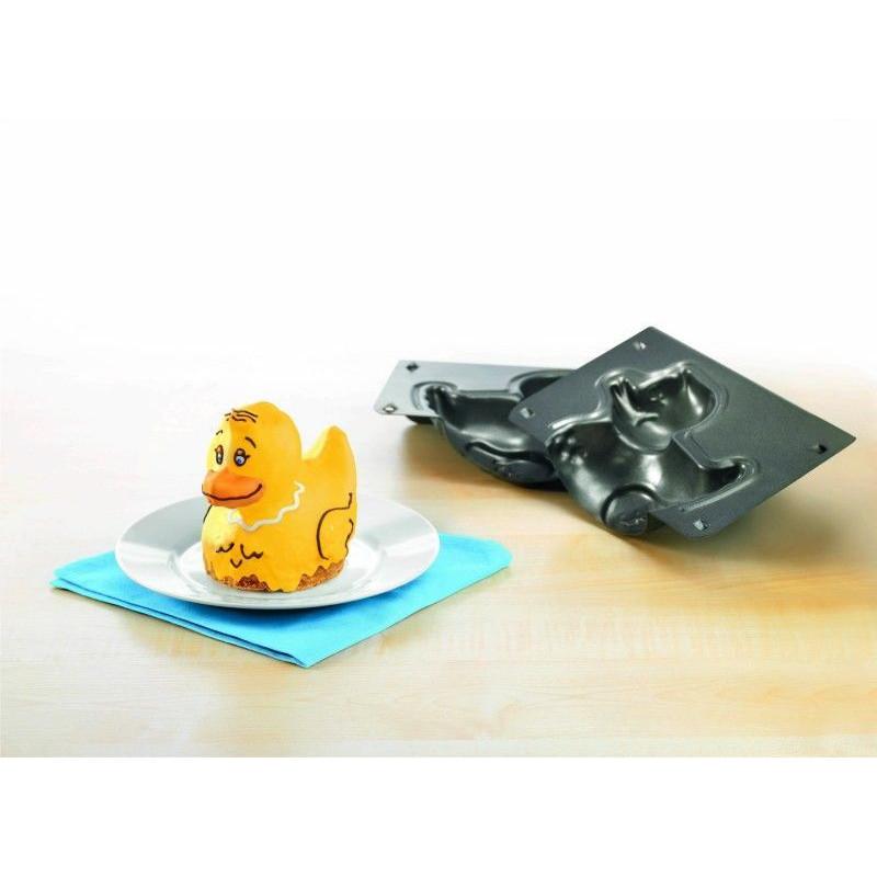 Molde bizcocho 3D Patito Birkmann