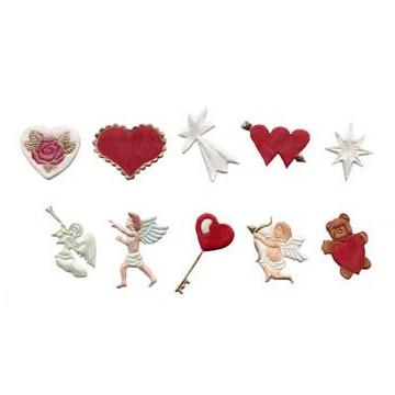 Cortante 2 reglas San Valentín FMM