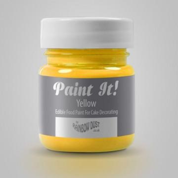 Pintura comestible Amarillo 25gr Rainbow Dust