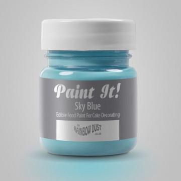 Pintura comestible Azul cielo 25gr Rainbow Dust