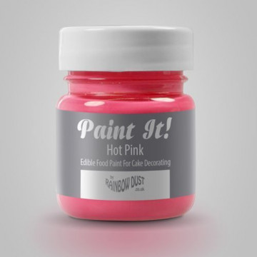 Pintura comestible Rosa 25gr Rainbow Dust
