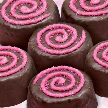 Molde mini pasteles redondos 12 cavidades Wilton