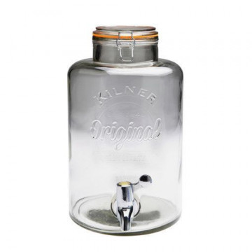 Dispensador con grifo 8 L Kilner