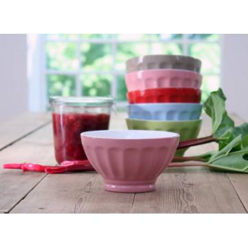 Bol cerámica 13 cm Rosa