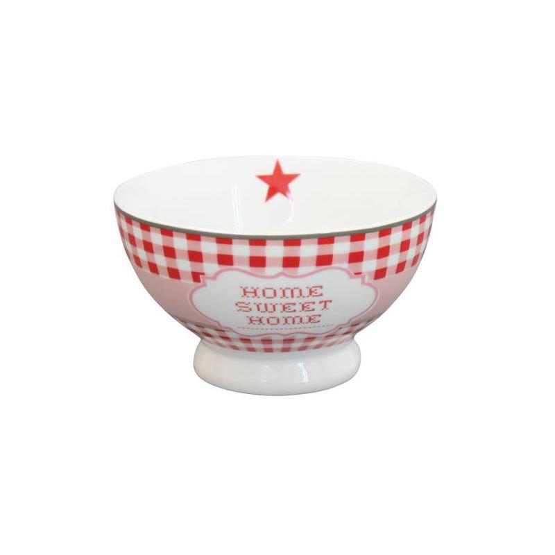 Bol de cerámica Home sweet home
