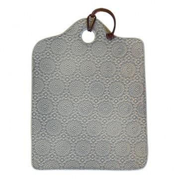 Tabla de corte de cerámica Liva Gris Gate