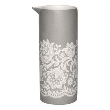 Lechera cerámica Liva Gris Green Gate