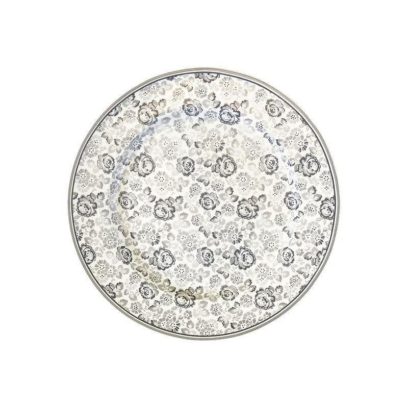 Plato de cerámica postre Luise Gris Green Gate
