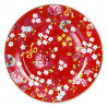 Plato de cerámica grande Chinese Rose Rojo PIP Studio