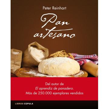 Libro Pan Artesano de Peter Reinhart
