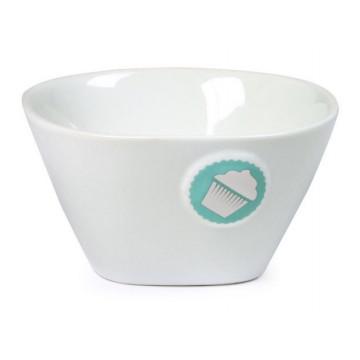 Bol de cerámica Logo Tuquesa Lily´s Cupcakes