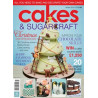 Revista Cakes & Sugarcraft  Nº 127 Invierno 2014 Squire Kitchen