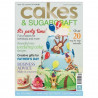 Revista Cakes & Sugarcraft  Nº 125 Verano 2014 Squire Kitchen