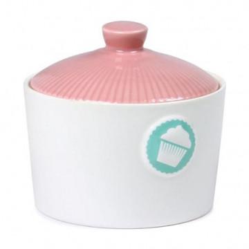 Azucarero de cerámica Lily´s Cupcakes
