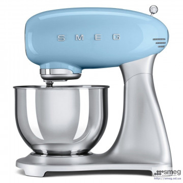 Robot de cocina Azul Retro 50´ Style Smeg