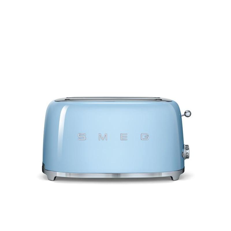 Tostador 4 rebanadas Azul Retro 50´Style