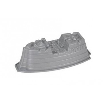 Pro Cast Pirate Ship Cake Pan Nordic Ware