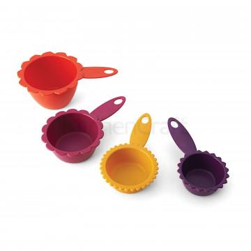 Medidor de tazas Flora Kitchen Craft