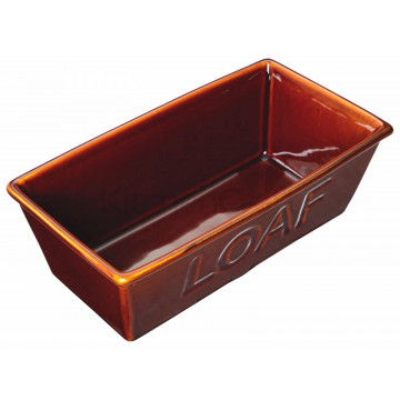 Molde de cerámica Rectangular Kitchen Craft