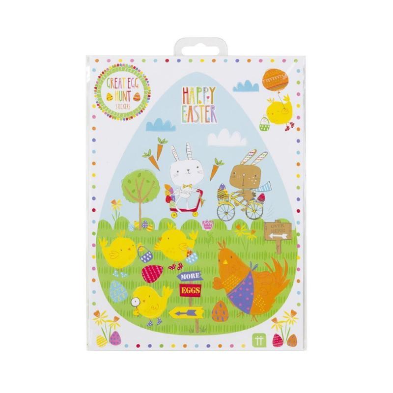 Pack de pegatinas Pascua