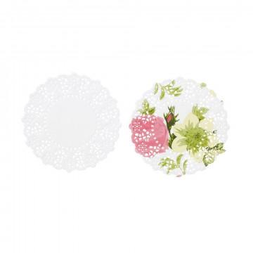 Tapete de papel 100 unidades Blossom & Brogues