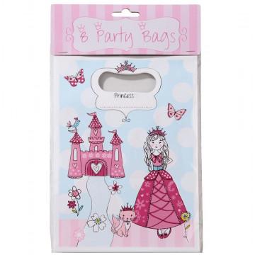 Bolsas de papel con asas Princesas
